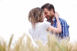 Fruchtbarkeit steigern Paar