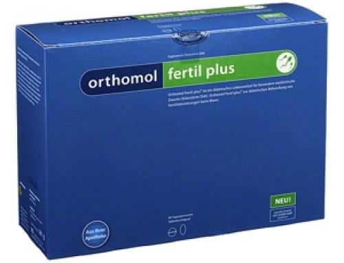 Orthomol® fertil plus für Männer im Test