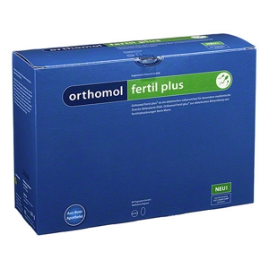 Orthomol fertil plus Mann